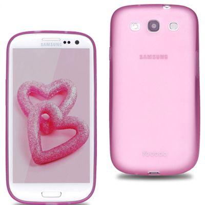 ����� Yoobao Glow Protect Case ��� Samsung Galaxy S3 Pink
