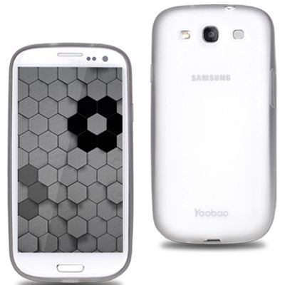 ����� Yoobao Glow Protect Case ��� Samsung Galaxy S3 White