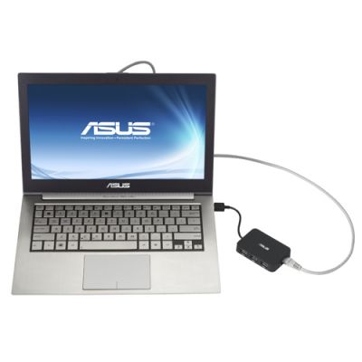 ��������� ASUS USB Hub and Ethernet Port Combo 90-XB3K00EX00000-