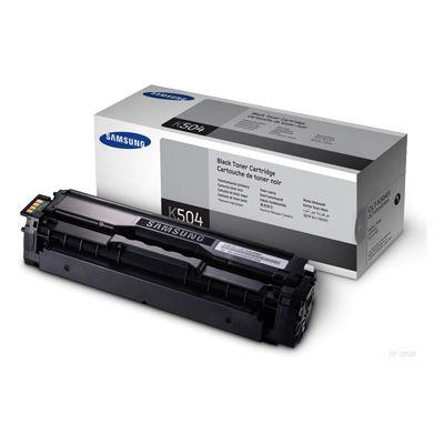 Картридж Samsung Black/Черный (CLT-K504S)