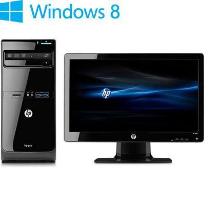 """Комплект HP Десктоп 3500 Pro MT+ Монитор 2011x 20"""" B5J44EA"""