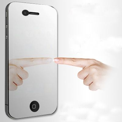 �������� ������ Yoobao ��� iPhone 4/4S mirror/����������