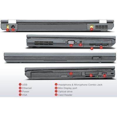 Ноутбук Lenovo ThinkPad T430 N1TCQRT