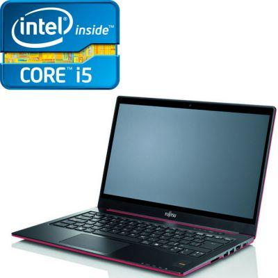 Ультрабук Fujitsu LifeBook U772 Red VFY:U7720MF101RU