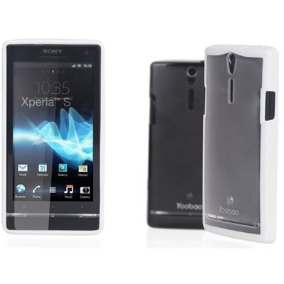 Чехол Yoobao Protect Case for Sony Ericsson Xperia LT26i Black
