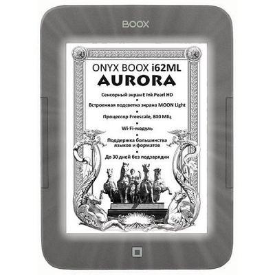 Электронная книга Onyx Boox i62ML Aurora (Cерый металлик)