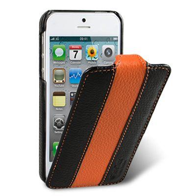 ����� Melkco Premium ��� Apple iPhone 5 - Limited Edition Jacka Type �����-��������� (APIPO5LCJM1BKOELC)