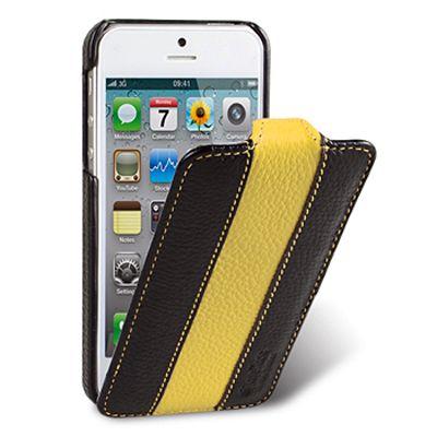 ����� Melkco Premium ��� Apple iPhone 5 - Limited Edition Jacka Type �����-������ (APIPO5LCJM1BKYWLC)