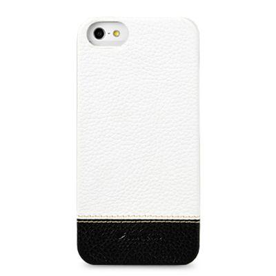 Чехол Melkco Premium Leather Snap Cover для Apple iPhone 5 (APIPO5LOLT2BKWELC)