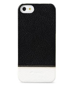 Чехол Melkco Premium Leather Snap Cover для Apple iPhone 5 (APIPO5LOLT2WEBKLC)