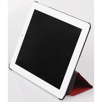 Чехол Yoobao iSlim Leather Case iPad2 Red
