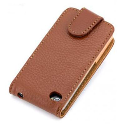����� Yoobao Executive Leather Case ��� iPhone 4 brown