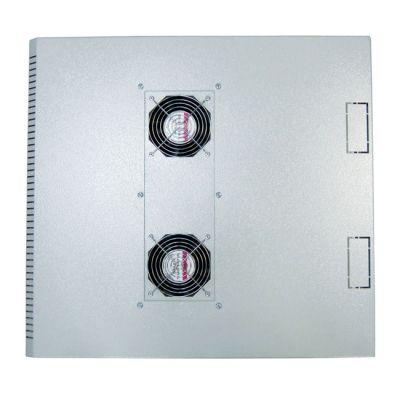 Шкаф ЦМО телекоммуникационный настенный 12U (600х300) дверь металл ШРН-12.300.1
