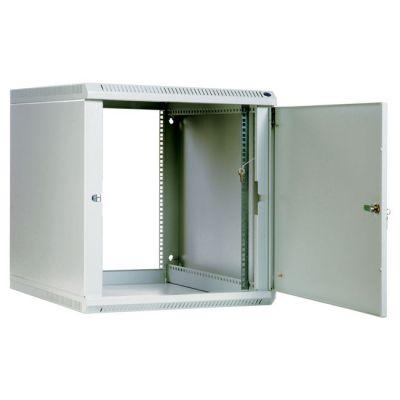 Шкаф ЦМО телекоммуникационный настенный 12U (600х480) дверь металл ШРН-12.480.1