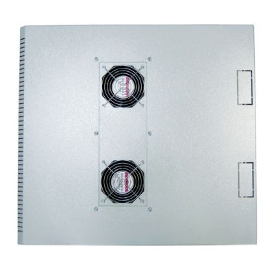 Шкаф ЦМО телекоммуникационный настенный 15U (600х650) дверь металл ШРН-15.650.1