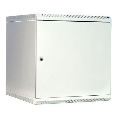 Шкаф ЦМО телекоммуникационный настенный разборный 9U (600х650) дверь металл ШРН-Э-9.650.1