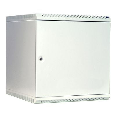 Шкаф ЦМО телекоммуникационный настенный разборный 12U (600х520) дверь металл ШРН-Э-12.500.1