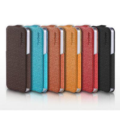 Чехол Yoobao Fashion Leather Case для iPhone5 yellow