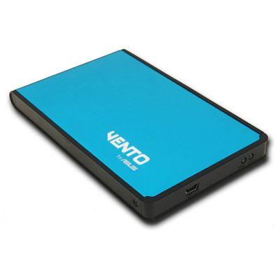 """ASUS Внешний HDD бокс 2.5"""", blue, SATA HDD, USB BS-F422/BLU/SU"""