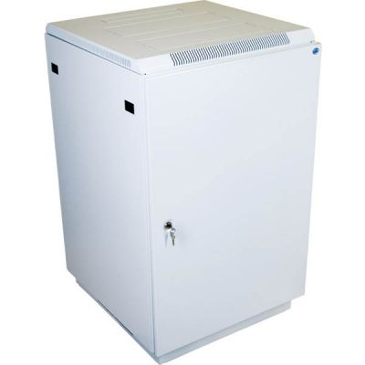 Шкаф ЦМО телекоммуникационный напольный 18U (600x600) дверь металл ШТК-М-18.6.6-3ААА