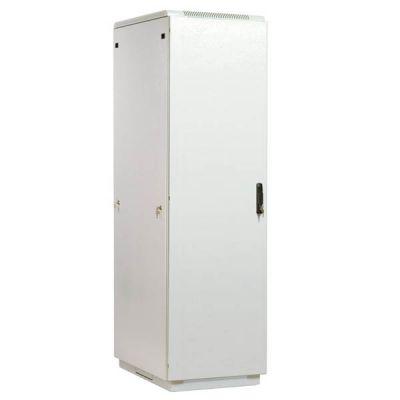 Шкаф ЦМО телекоммуникационный напольный 42U (600x600) дверь металл ШТК-М-42.6.6-3ААА