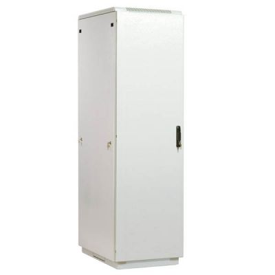Шкаф ЦМО телекоммуникационный напольный 27U (600x1000) дверь перфорированная ШТК-М-27.6.10-4АAА