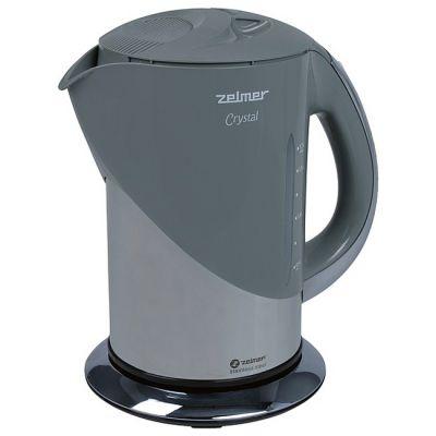 Электрический чайник Zelmer 332 Silver