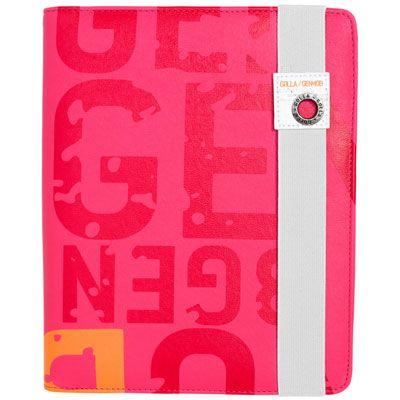 "Чехол Golla Lollipop для iPad2/iPad3 9.7"" pink G1327"