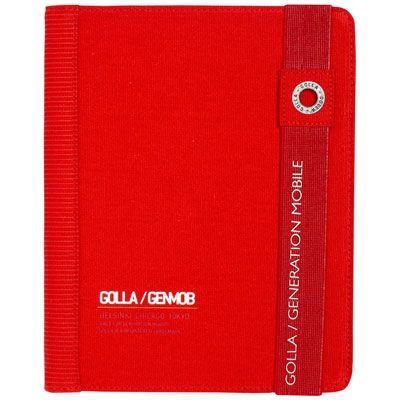 "Чехол Golla Paz для iPad2/iPad3 9.7"" red G1332"