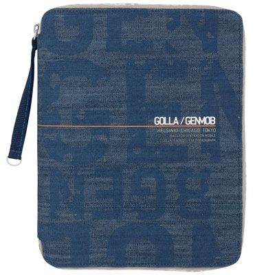 "Чехол Golla Punch для iPad2/iPad3 9.7"" denim blue G1328"