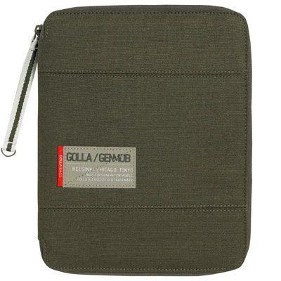 "Чехол Golla Renny для iPad2/iPad3 9.7"" army green G1331"
