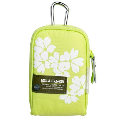 Сумка Golla для фотокамеры hollis, lime green G1249