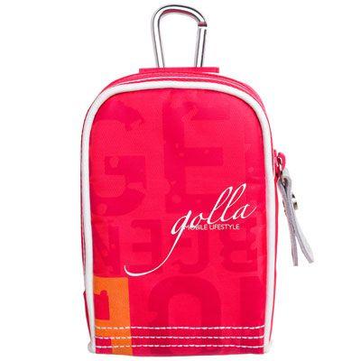 Сумка Golla для фотокамеры clara, pink G1252