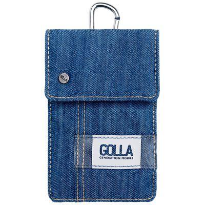 ����� Golla ��� �������� Berlin, denim blue G1199