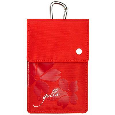 Чехол Golla для телефона Laos, red G1198