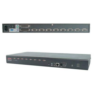Аксессуар APC 8 Port Multi-Platform Analog kvm AP5201