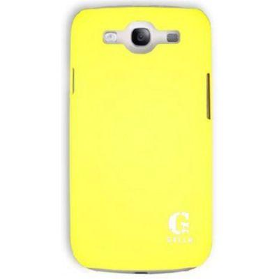 Golla Накладка для Samsung Galaxy S3 Glow, neon lime CG1080