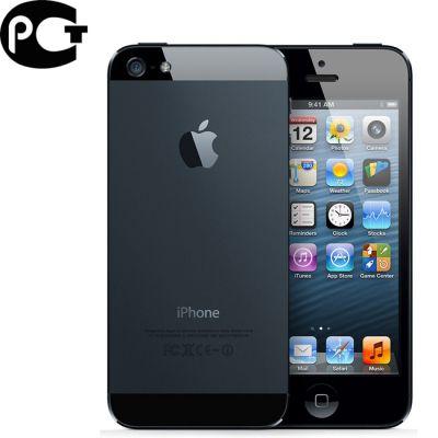 Смартфон, Apple iPhone 5 16Gb Black MD297RR/A