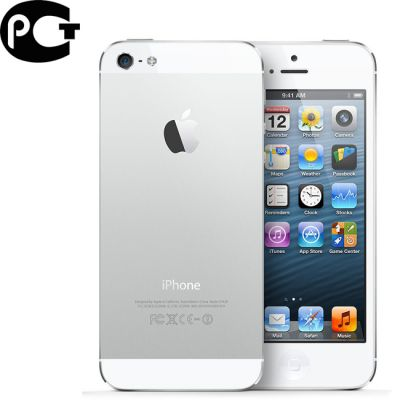 Смартфон, Apple iPhone 5 32Gb White MD300RR/A