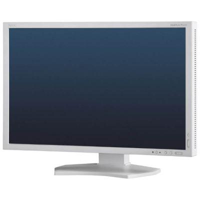Монитор Nec MultiSync P232W SL/WH