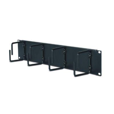 Аксессуар APC 2U Horizontal Cable Organizer Black AR8426A
