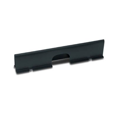 Аксессуар APC Shielding Partition Solid 750mm wide Black AR8172BLK