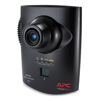 Аксессуар APC NetBotz Room Monitor 455 (without PoE Injector) NBWL0455