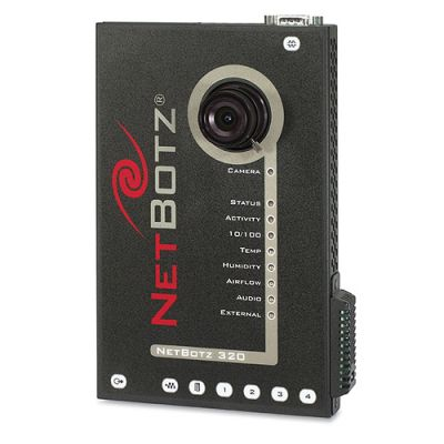 Аксессуар APC NetBotz 320 Wall Appliance with Camera NBWL0320