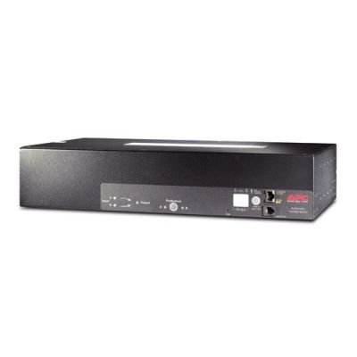 Аксессуар APC Rack ats, 2U 230V, 32A, IEC309-32A In, (16)C13, (2)C19 Out AP7724