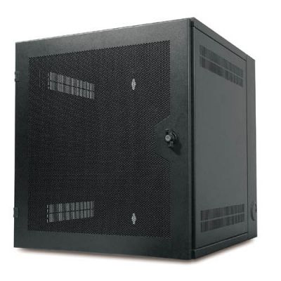 ��������� APC NetShelter Wall Mount Enclosure 13Ux584X622mm-Black with Vented door AR100HD