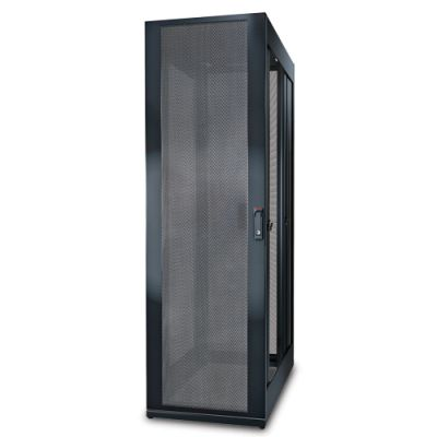 ���� APC NetShelter vl 42U 600mm x 1070mm Deep Enclosure no Sides Black AR2901