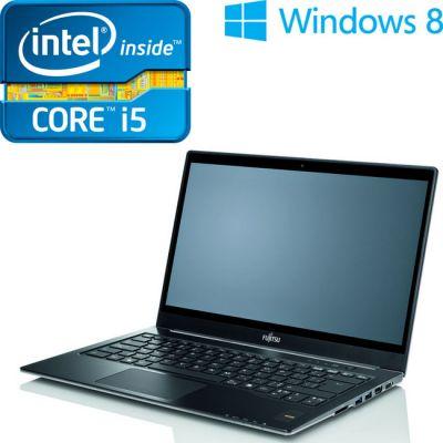 Ультрабук Fujitsu LifeBook U772 Silver VFY:U7720MF221RU