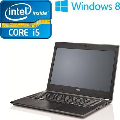 Ультрабук Fujitsu LifeBook UH572 Silver VFY:UH572MPZH2RU