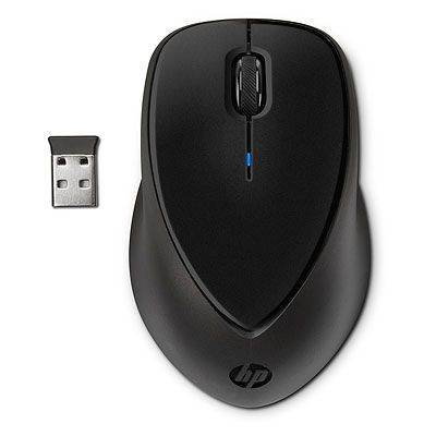 Мышь беспроводная HP Comfort Grip Wireless H2L63AA